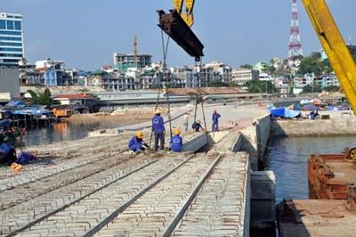 Thanh tra nhiều dự án nạo vét cát thuộc Cục Đường thủy