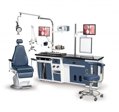 Hệ thống khám và điều trị tai mũi họng INNOTECH INU-5000